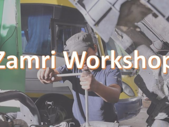 ZAMRI WORKSHOP